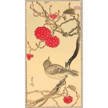 Yoshimoto Gesso: Red Berries - Artelino