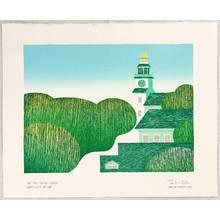 Tom Kristensen: The Unitarian Church - Nantucket Spring - Artelino