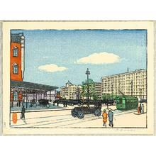 Kasamatsu Shiro: Tokyo Station - Artelino