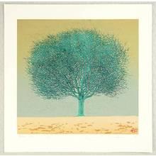 Kaneko Kunio: Blue Tree - Artelino