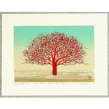 Kaneko Kunio: Red Red Tree & Blue Blue Sky - Artelino