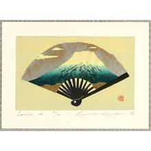 Kaneko Kunio: Folding Fan - 24 - Artelino