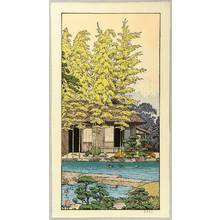 Yoshida Toshi: Bamboo - Friendly Garden - Artelino