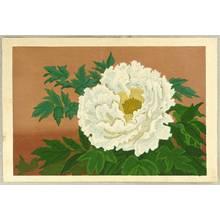 Maeda Masao: White Peony - Artelino