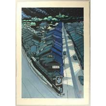 Sekino Junichiro: Night in Kyoto - Artelino