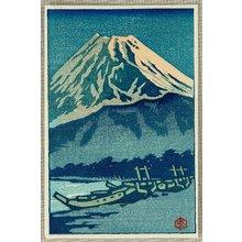 笠松紫浪: Mt. Fuji - Artelino