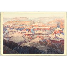 Yoshida Hiroshi: Grand Canyon - Artelino