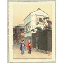 吉田遠志: Kikuzaka Street - Artelino