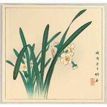 Nagamachi Chikuseki: White Daffodils - Artelino