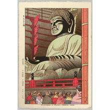 Fujishima Takeji: Great Buddha - Artelino