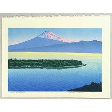 Maeda Koichi: Mt. Fuji in Morning Glow - Artelino