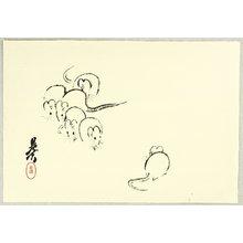 Shibata Zeshin: White Rats - Artelino