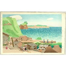 日下賢二: Summer at Shima - Artelino