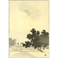 Yamamoto Shunkyo: Landscape - Artelino