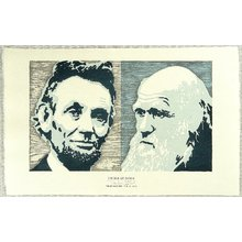 Tom Kristensen: Lincoln and Darwin - Artelino
