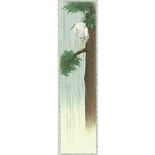 古峰: Egret on a Tree - Artelino