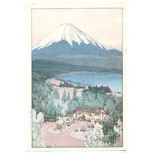 Yoshida Hiroshi: Fuji New Grand Hotel - Artelino