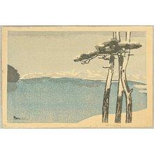 Asada Benji: Winter at Rakuhoku - Artelino