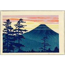 Aoyama Masaharu: Mt. Fuji - Artelino