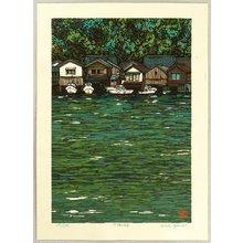 Nishijima Katsuyuki: Boatkeeper's Houses at Ine - Artelino