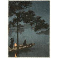 古峰: Lake Biwa - Artelino
