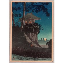 Takahashi Hiroaki: Tokumochi in Starry Night - Artelino