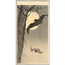 Ohara Koson: Flying Bats - Artelino