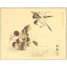 Imao Keinen: Keinen Kacho Gakan Juni Zu - Sparrows - Artelino