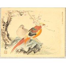 Imao Keinen: Keinen Kacho Gakan Juni Zu - Chinese Pheasants - Artelino