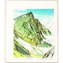 Morozumi Osamu: Mt. Shirouma in Midsummer - Japan - Artelino