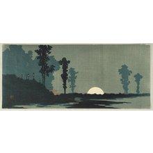 Uehara Konen: Moonrise - Artelino