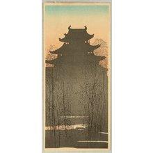 Uehara Konen: Hirosaki Castle - Artelino