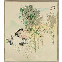 Takeuchi Seiho: Landscape - Artelino