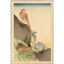 Yoshimoto Gesso: Two Pheasants - Artelino