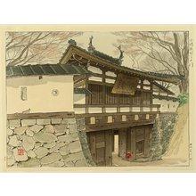 Mori Masamoto: San-no-mon Gate - Artelino