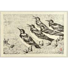 Unknown: Birds on a Beach - Artelino