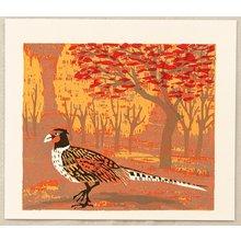 笠松紫浪: Pheasant - Artelino