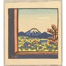 Hiratsuka Unichi: Mt. Fuji - Artelino