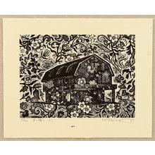 Yoshida Hiroshi: Flowers and Villa - Artelino