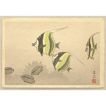 Yoshida Toshi: Hawaiian Fish (B) - Artelino