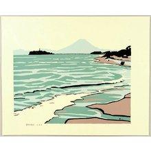 Miyata Saburo: The Sea in the Morning - Artelino