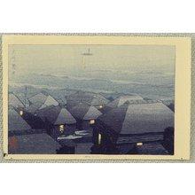 川瀬巴水: Okada - Artelino
