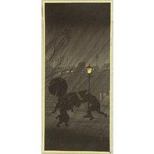 Takahashi Hiroaki: Stormy Night - Artelino