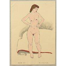 Sone Kiyoharu: Nude - No.8 - Artelino