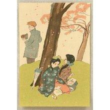 Takehisa Yumeji: Picnic - Artelino