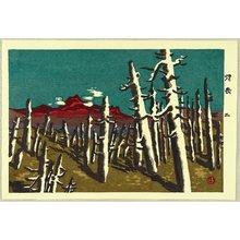 Yamaguchi Susumu: Four Images of Mountains - Mt. Yake - No.2 - Artelino