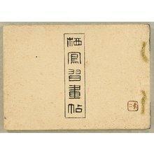 Takeuchi Seiho: Seiho's Picture Learning Album - Artelino