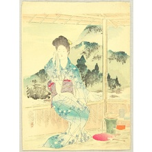 Mishima Shoso: Beauty in a Resort - Artelino