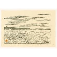 笠松紫浪: Wind over the River - Artelino