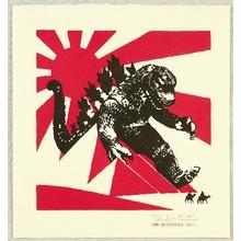 Tom Kristensen: Godzilla in Egypt - Artelino